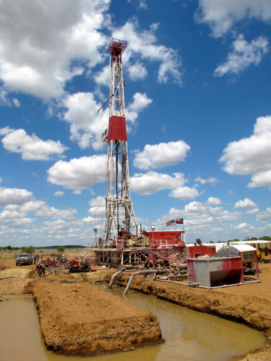 Oil Well 1